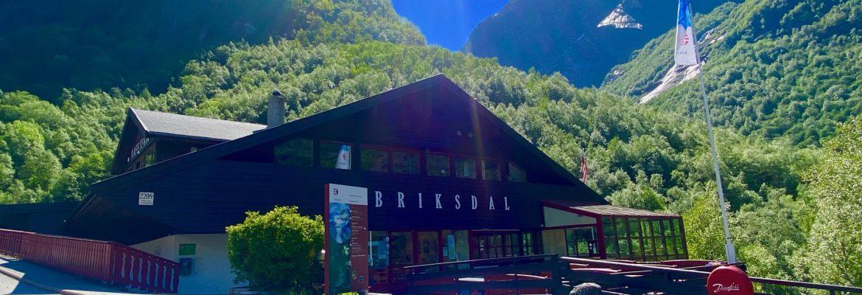 Briksdal – Fjellstove Restaurant
